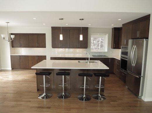 A kitchen renovated by Refine Renovations